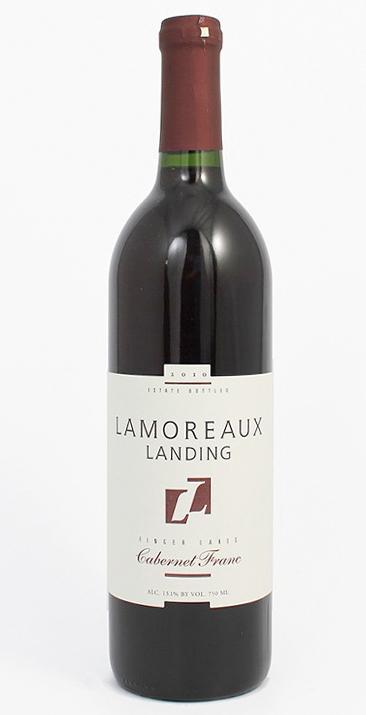 Lamoreaux Landing, Cabernet Franc 2010